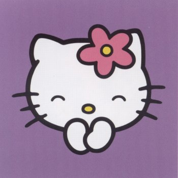 27077 Hello Kitty - Purple 12 x 12